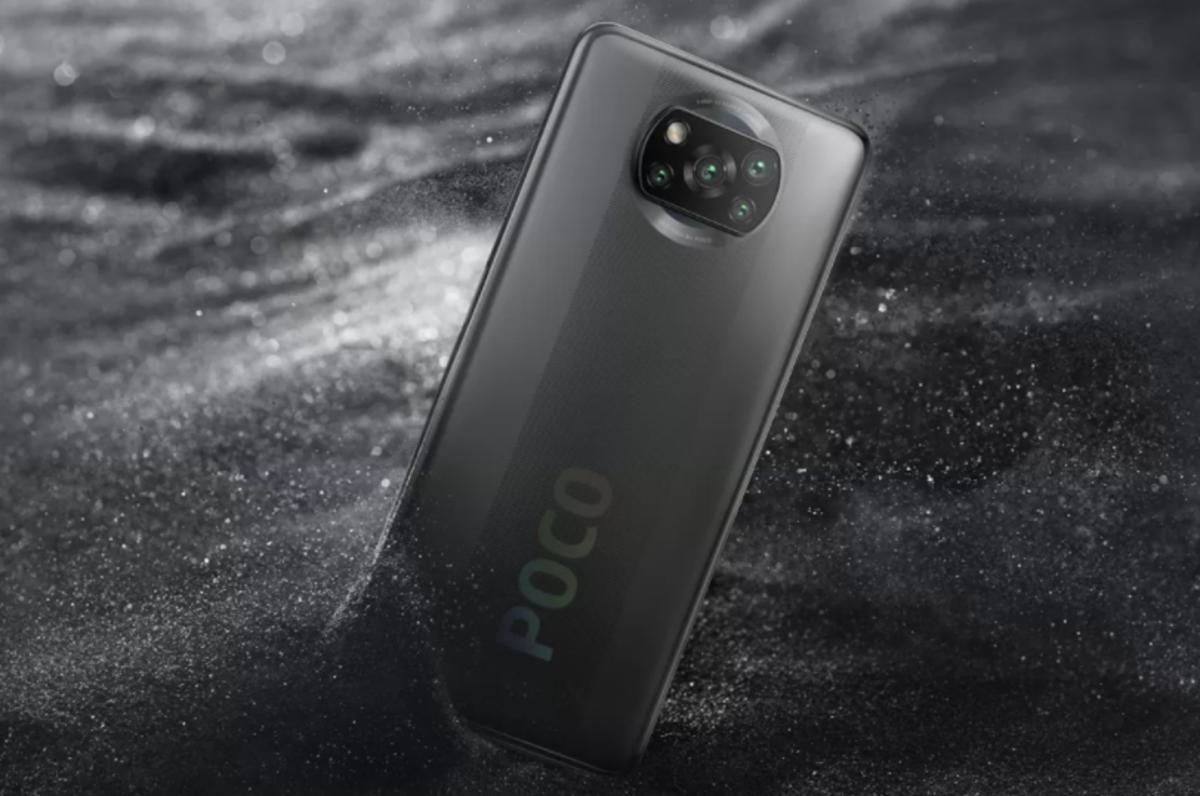 Poco X3's Unique Design