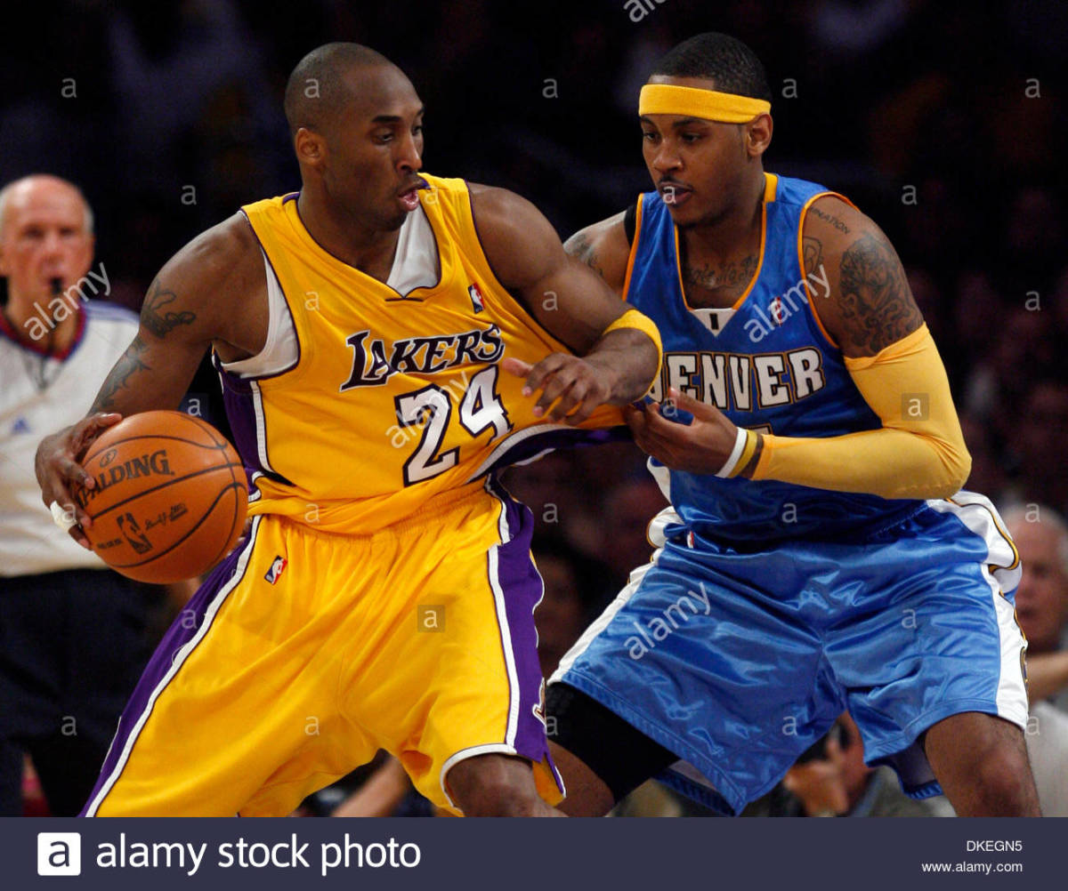 During the 2009 Western Conference finals the Lakers and Nuggets had an absolute classic where the Lakers won the series but the Nuggets gave them everything they had.