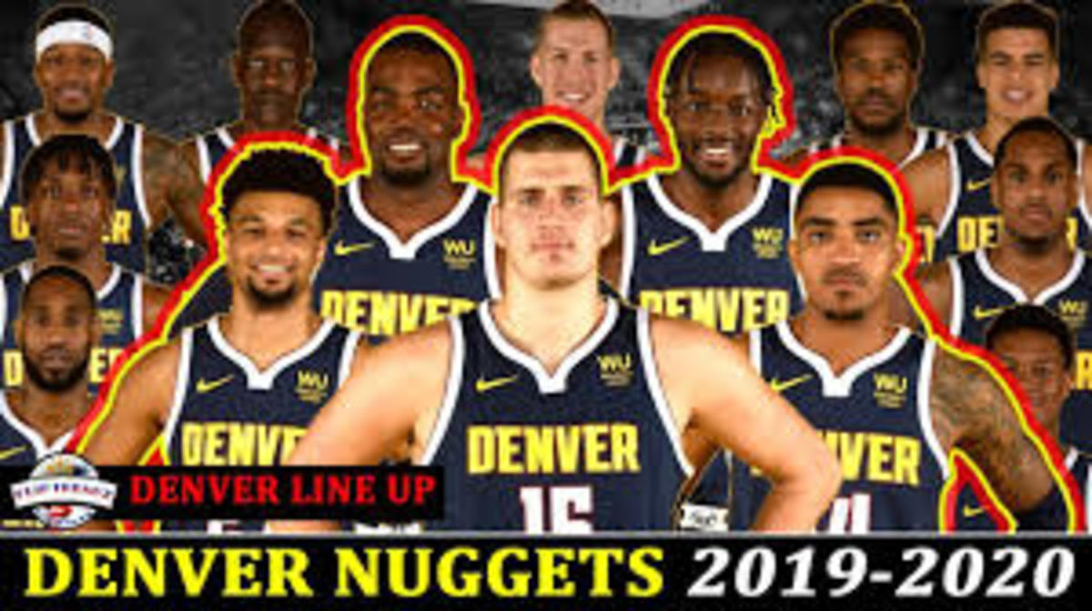 The Nuggets have one of the deepest teams in the league but will it pay off in the playoffs?