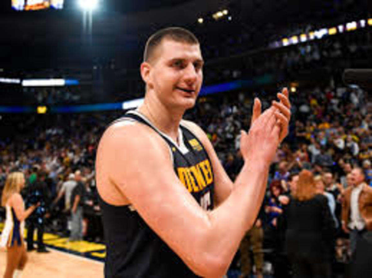 Nikola Jokic is a unique seven footer who excels at passing and shooting but can also dominate on the boards.