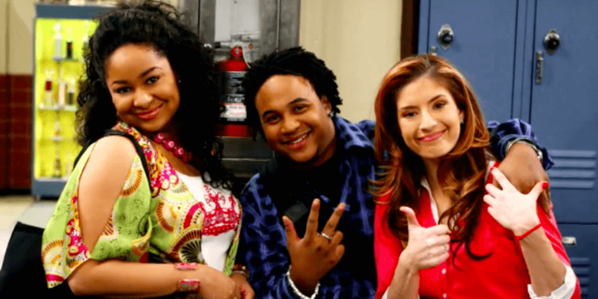 Orlando Brown on Thats so Raven