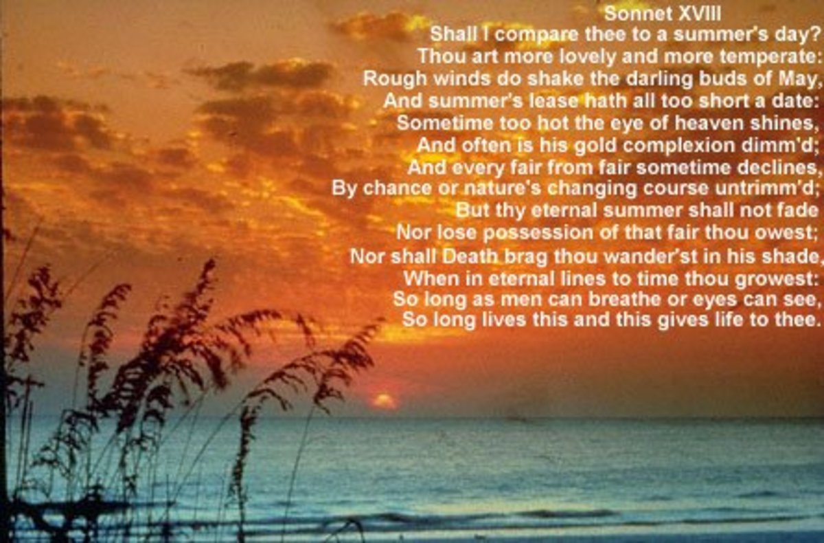 Shakespeare's Sonnet 18