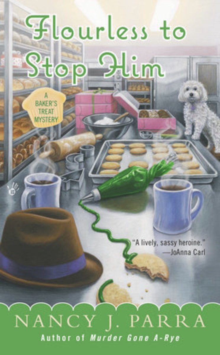 Book Review: Flourless to Stop Him by Nancy J. Parra