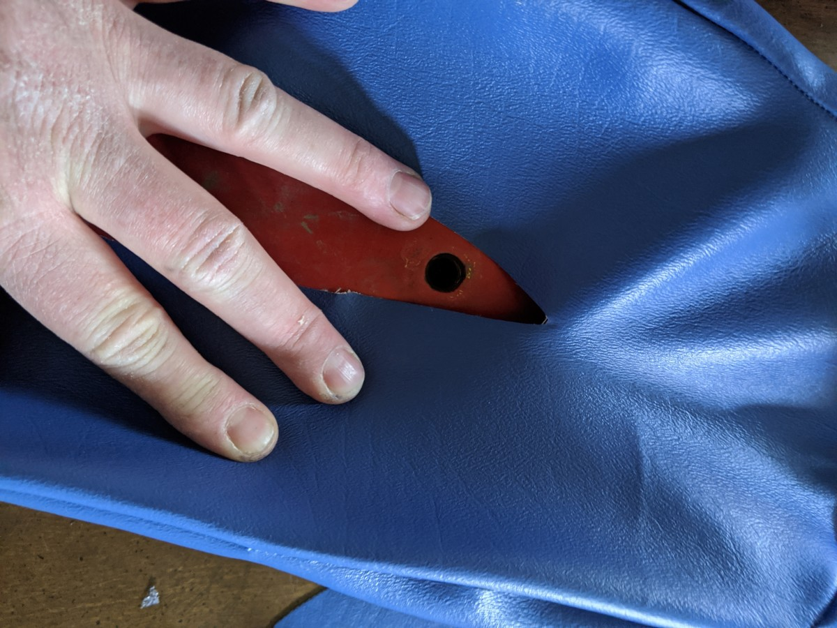 re-covering-teeter-totter-seats-with-marine-vinyl