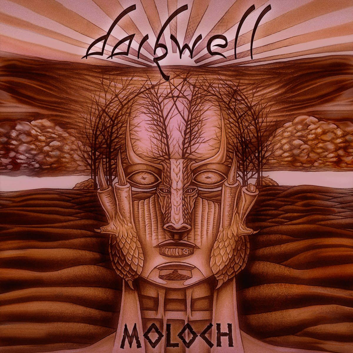 review-of-the-album-moloch-by-austrian-gothic-metal-band-darkwell