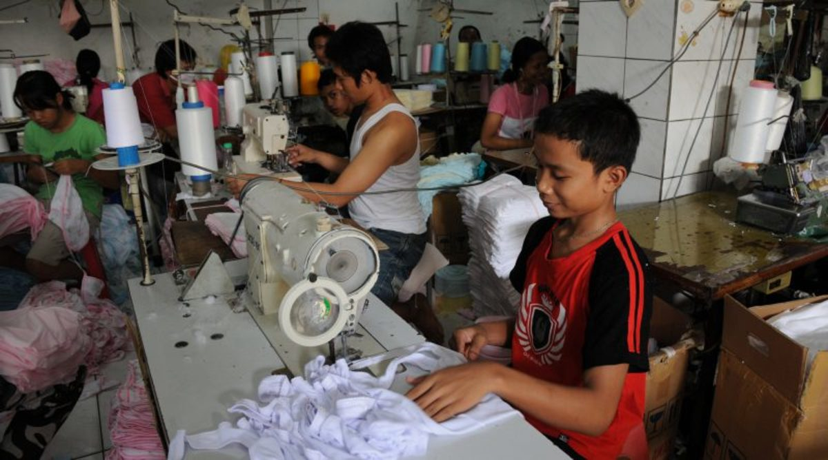 Why Our Personal Consumerism Feeds Child Slave Labour