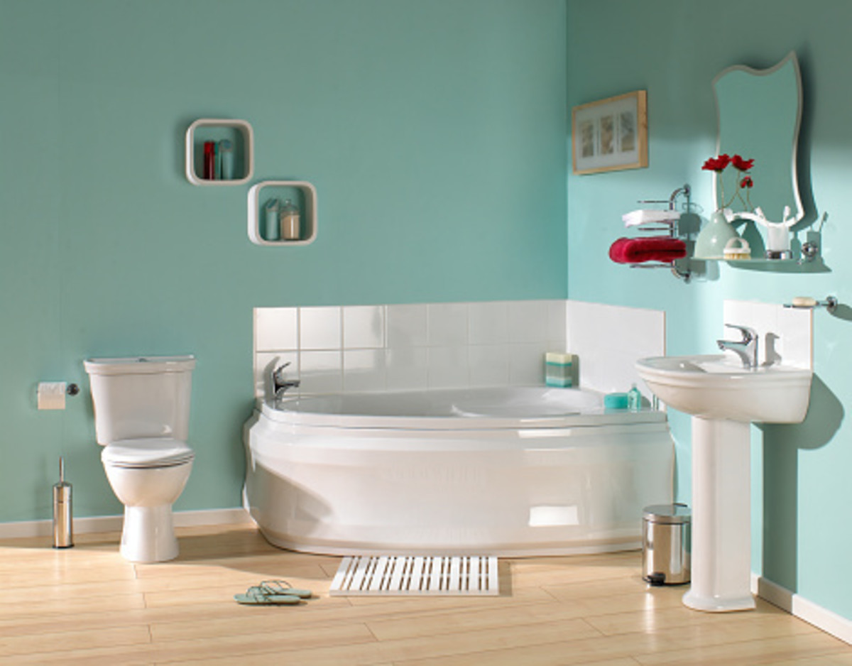 How to Decorate or Remodel Your Bathroom Space