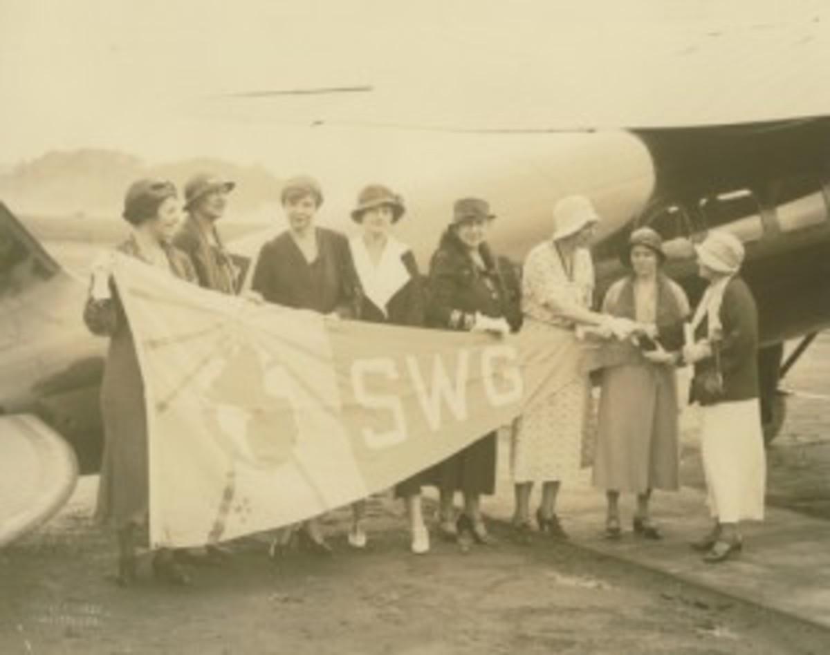 1932 Society of Women Geographers