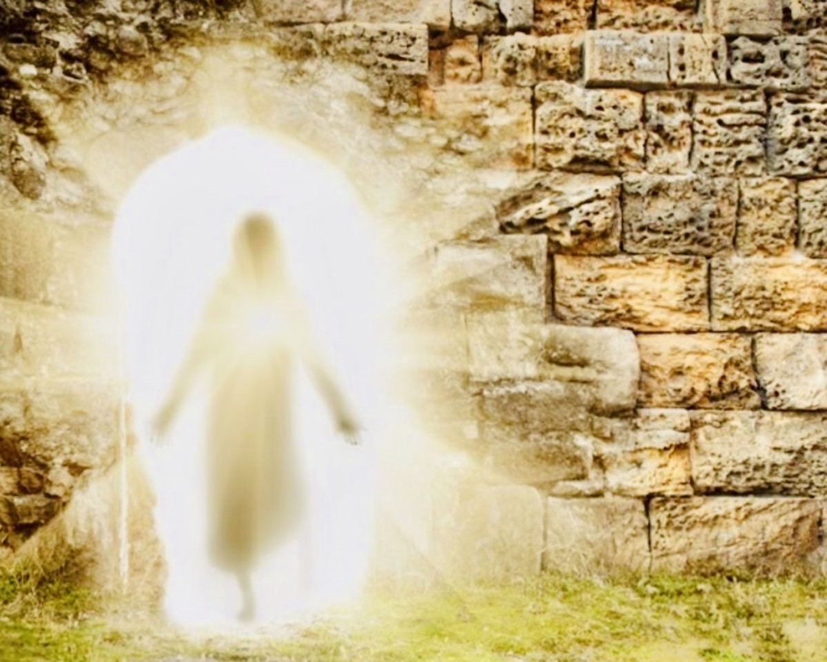 The All-In Reality of the Empty Tomb