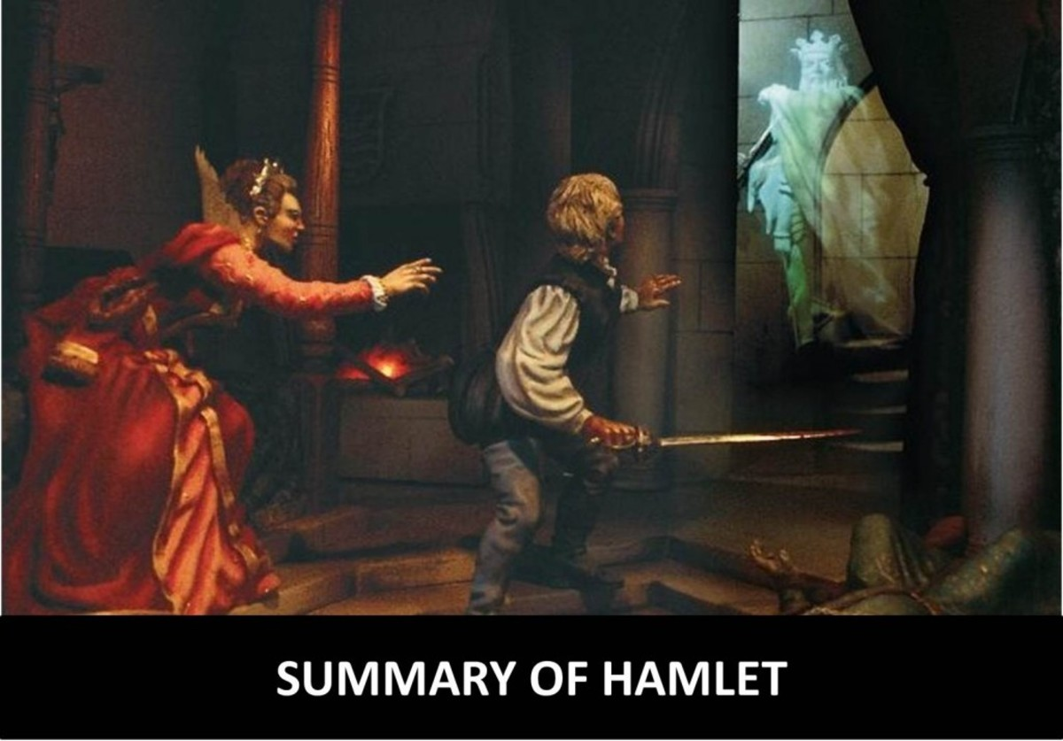 Summary of Hamlet / Short Summary of Hamlet