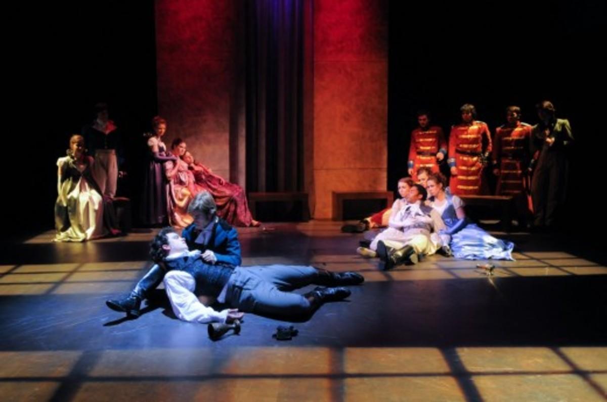 Play Scene in Hamlet