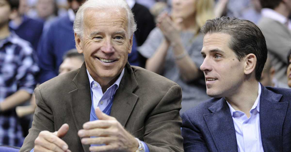 Real News of Real Corruption in the Biden Family, Hidden Away and Suppressed by Big Tech and Mainstream Media
