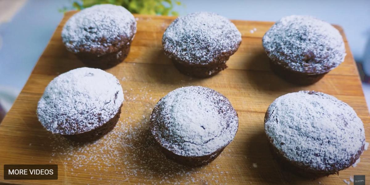 How to Make Chocolate Banana Cupcake Quick and Easy Recipe