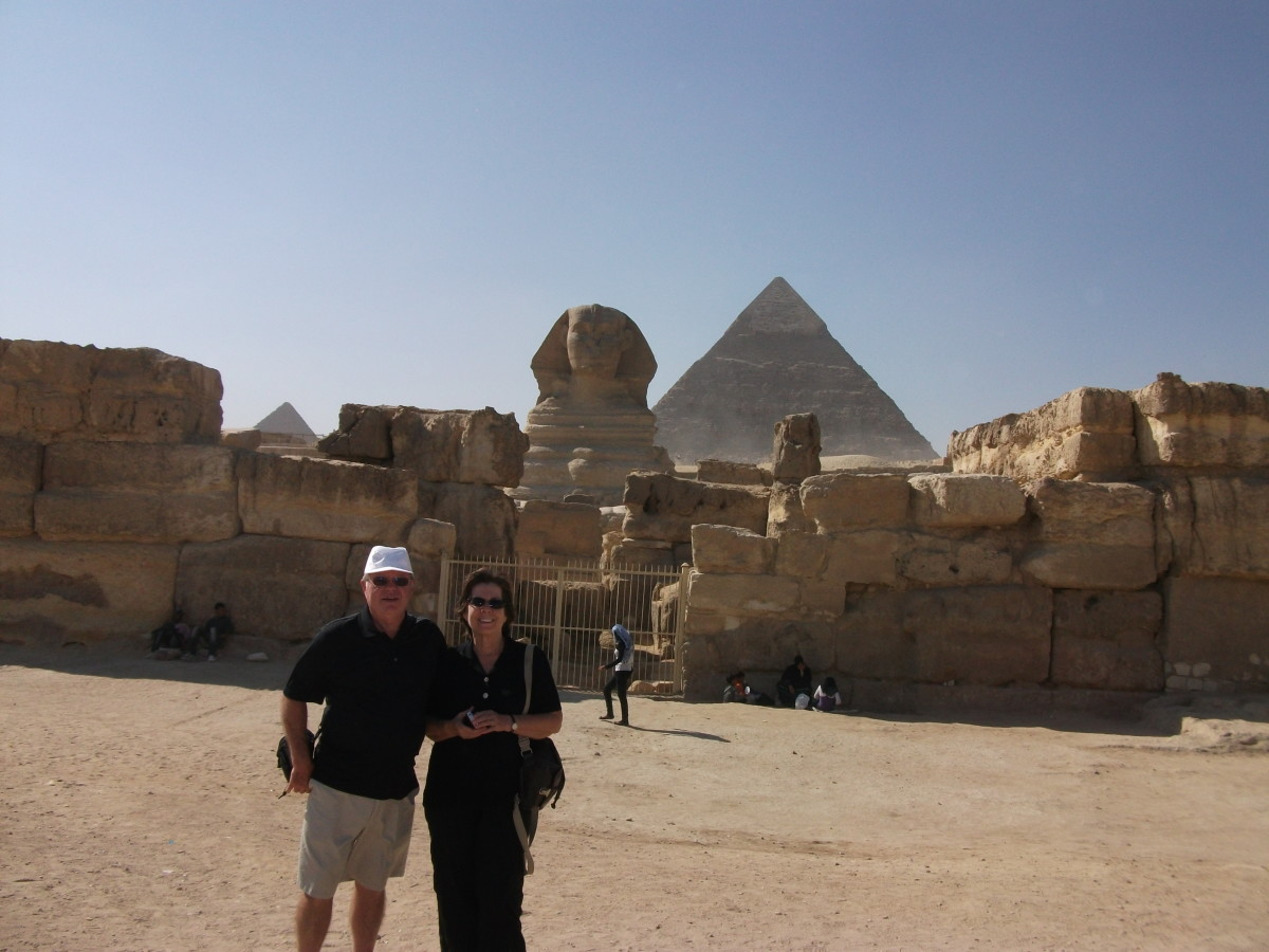 Pyramids and Tombs: Egypt's Rich History