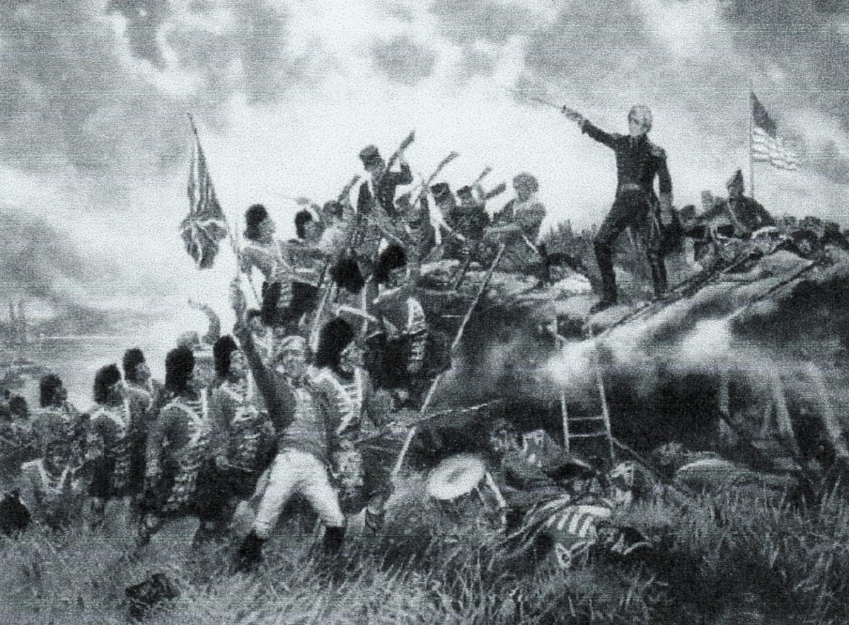 Battle of New Orleans January 8, 1815 (courtesy Footnotes.com)