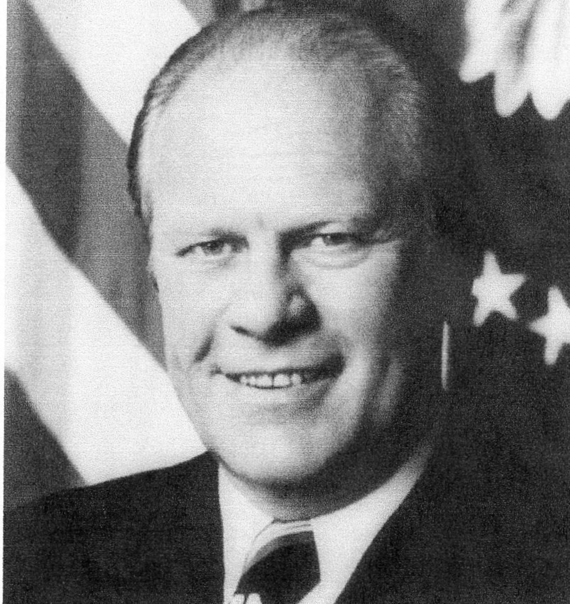 Gerald Ford, the thirty-eighth president, Republican, 1974-1977