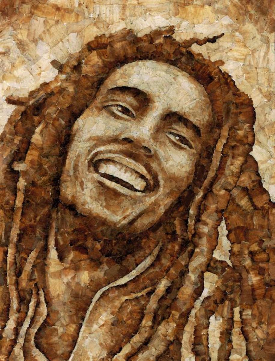 Bob Marley by Cliff Maynard