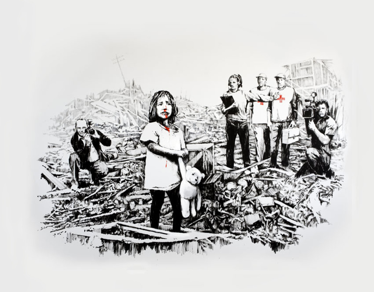 Media by Banksy