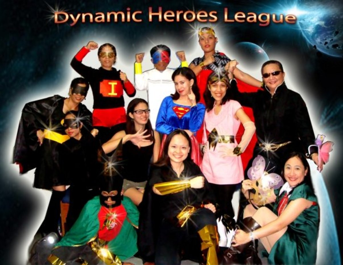 Dynamic Heroes League In Action