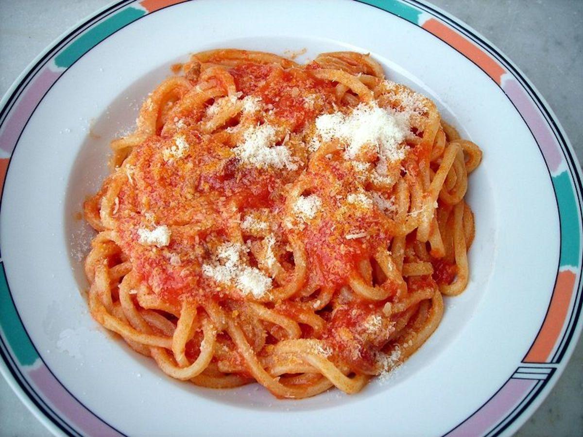Priest Strangler Noodles - Strangozzi