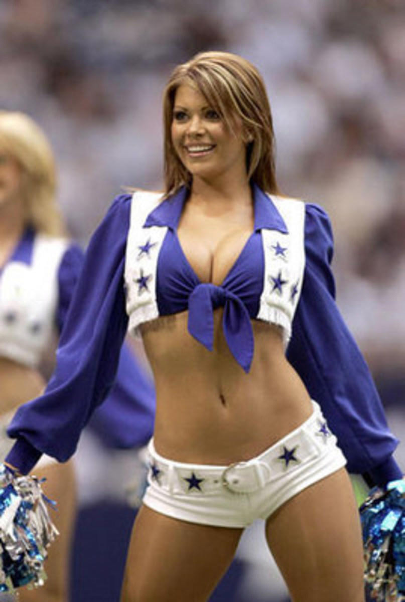 NFL Cheerleading Cheerleader Uniforms Costumes