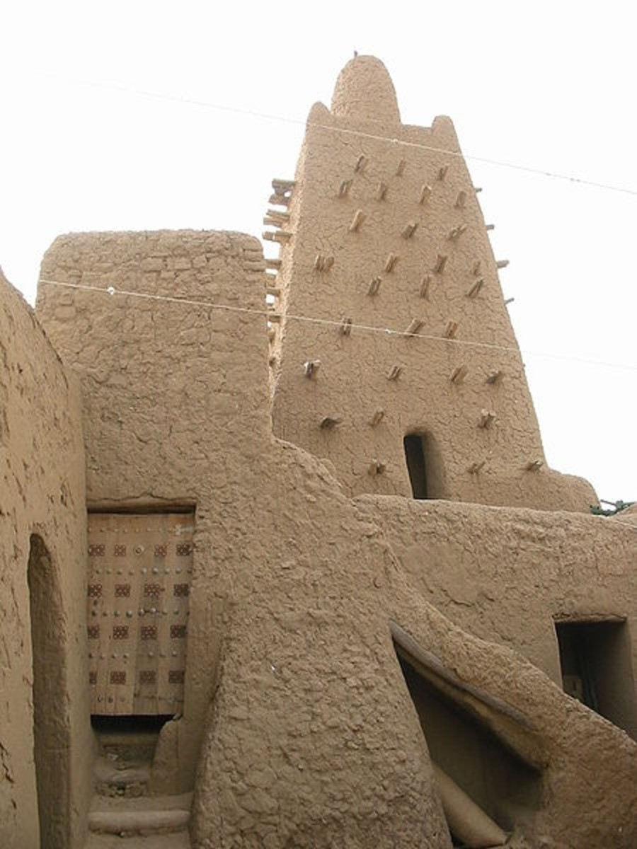 Medical School in  Timbuktu