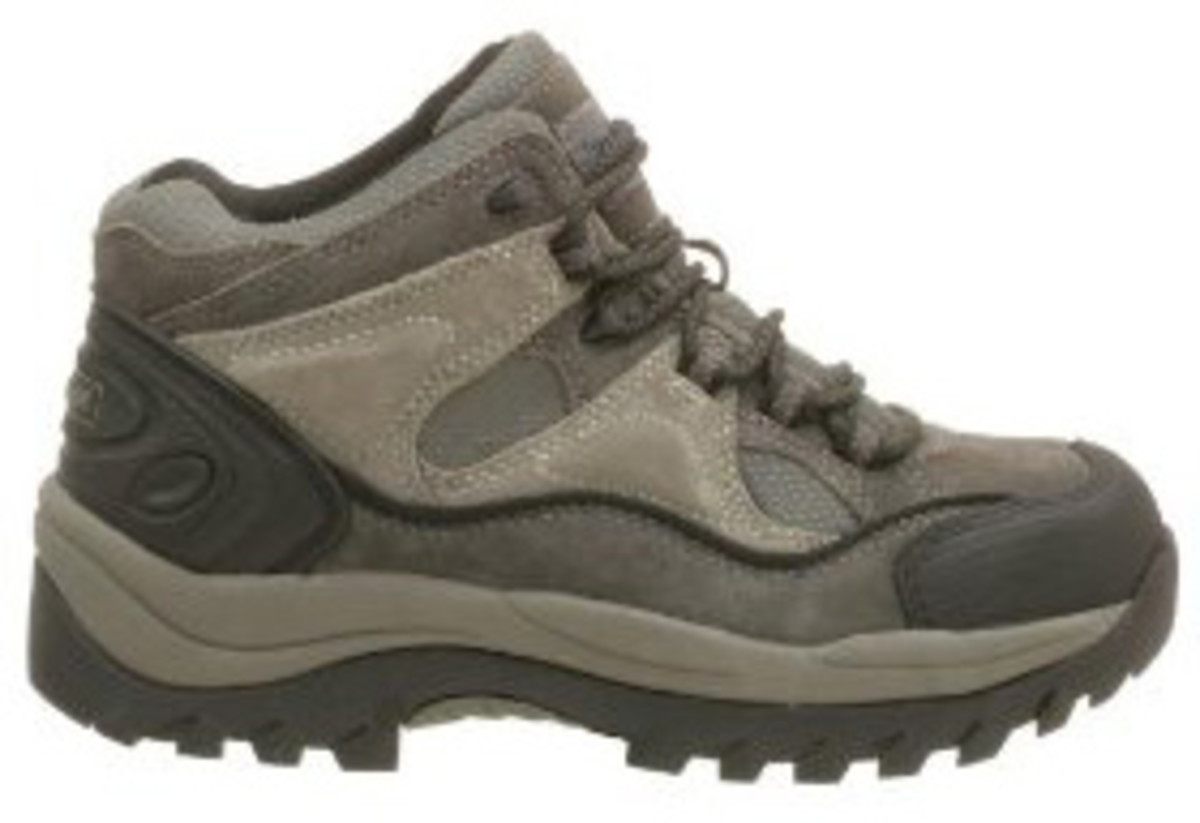 Nautilus Steel Toe Safety Boot Review