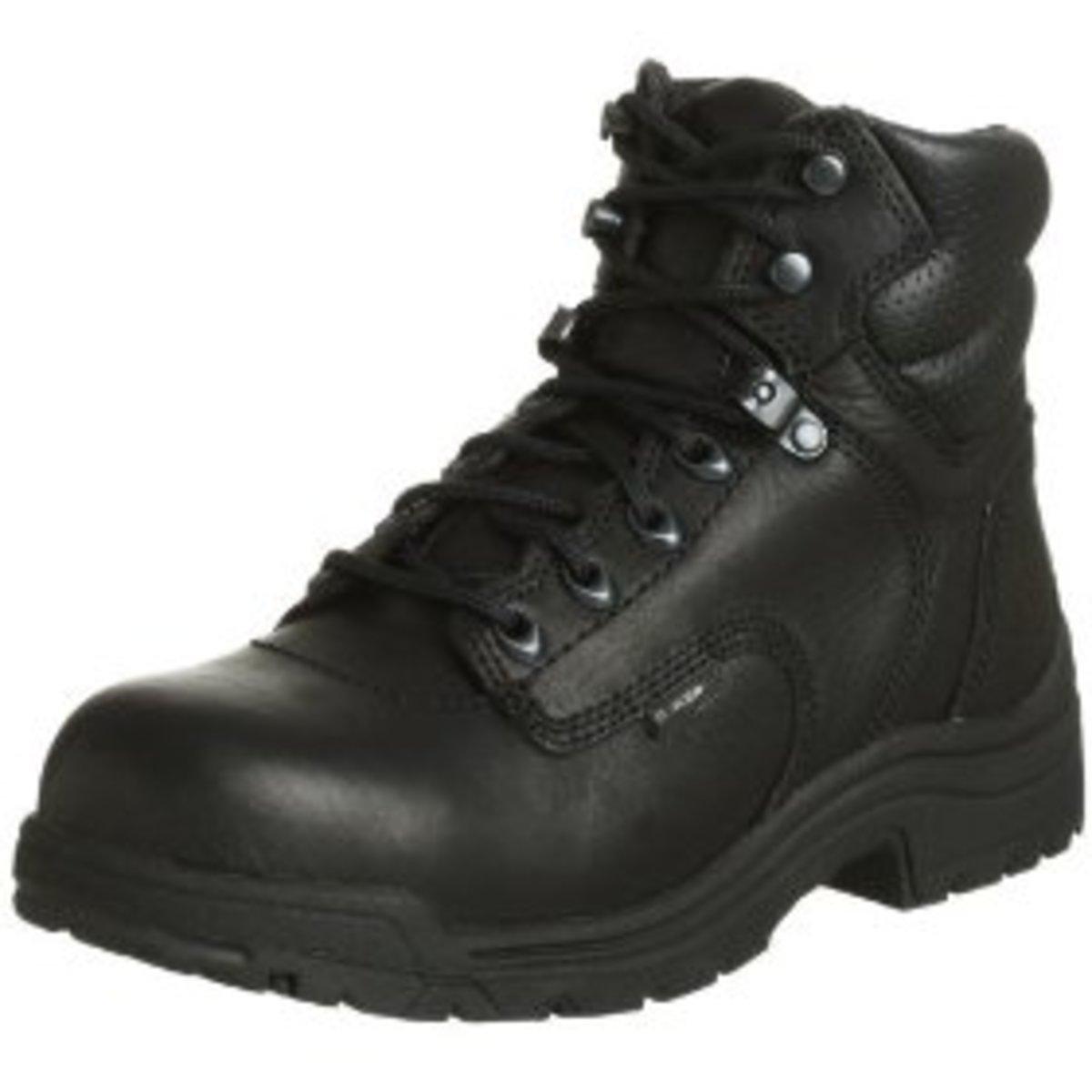Best women's steel toed boot