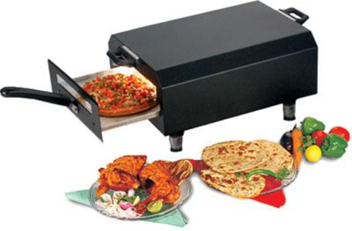 Buy an electric tandoor for traditional taste of your Chicken Tandoori Recipe.