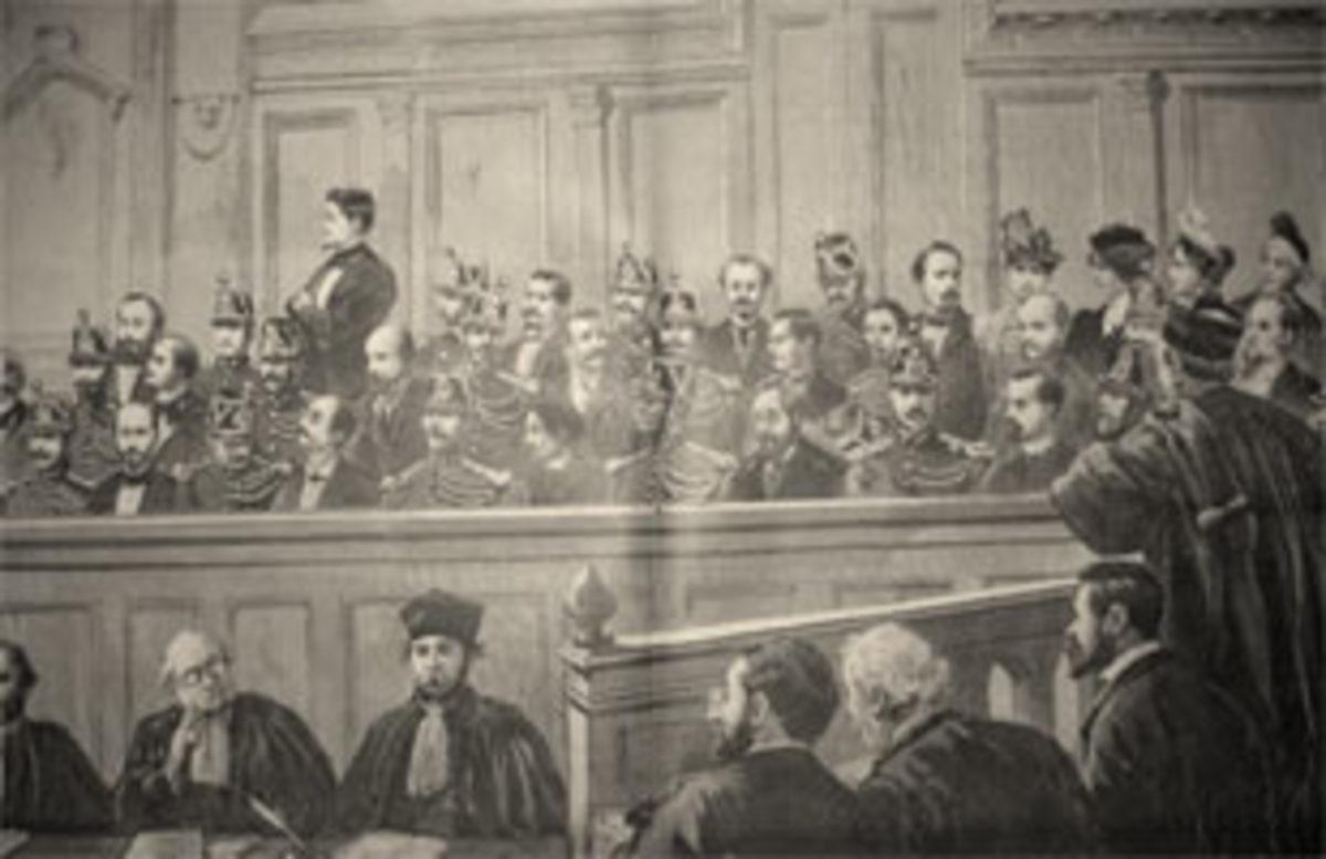 Jose Rizal Kangaroo Trial: Preliminary Investigation