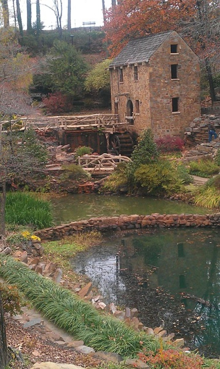 Historic Arkansas Mill