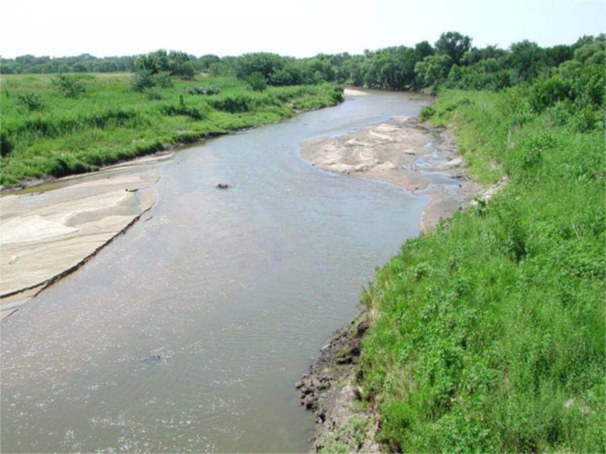 Little Arkansas River