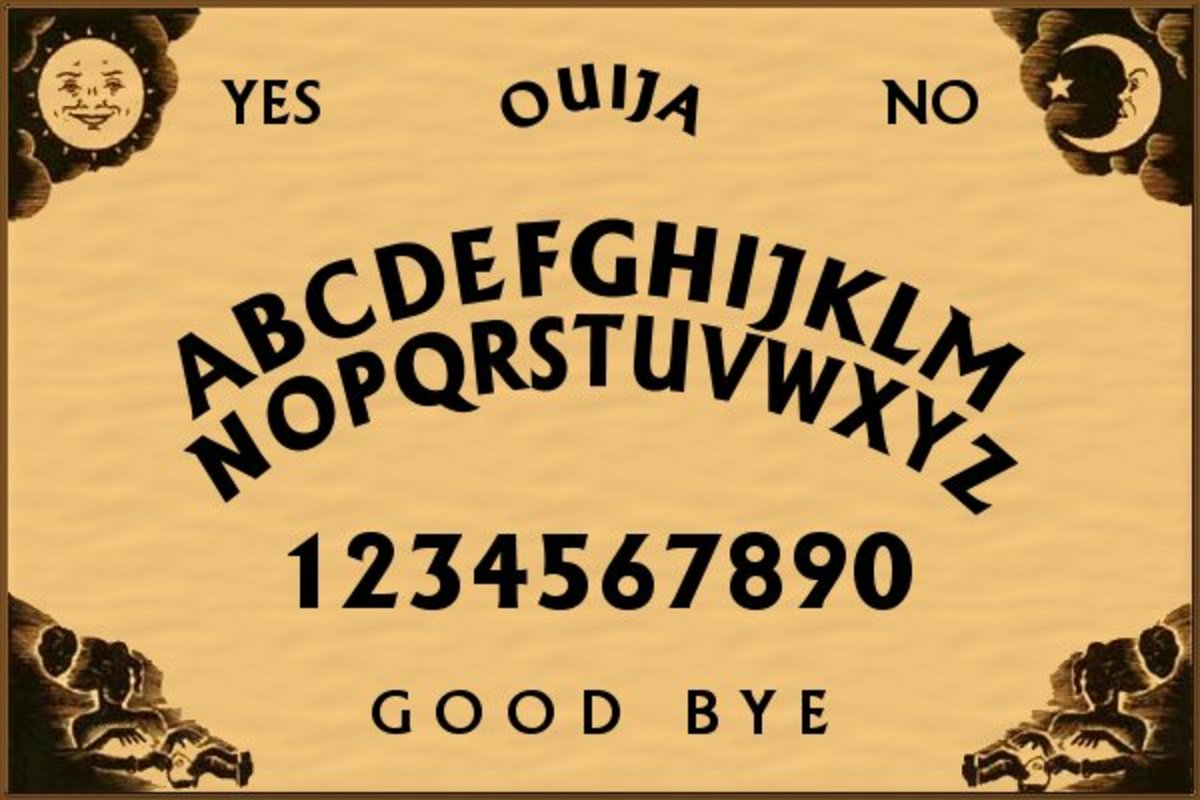 Have you ever used an Ouija board?