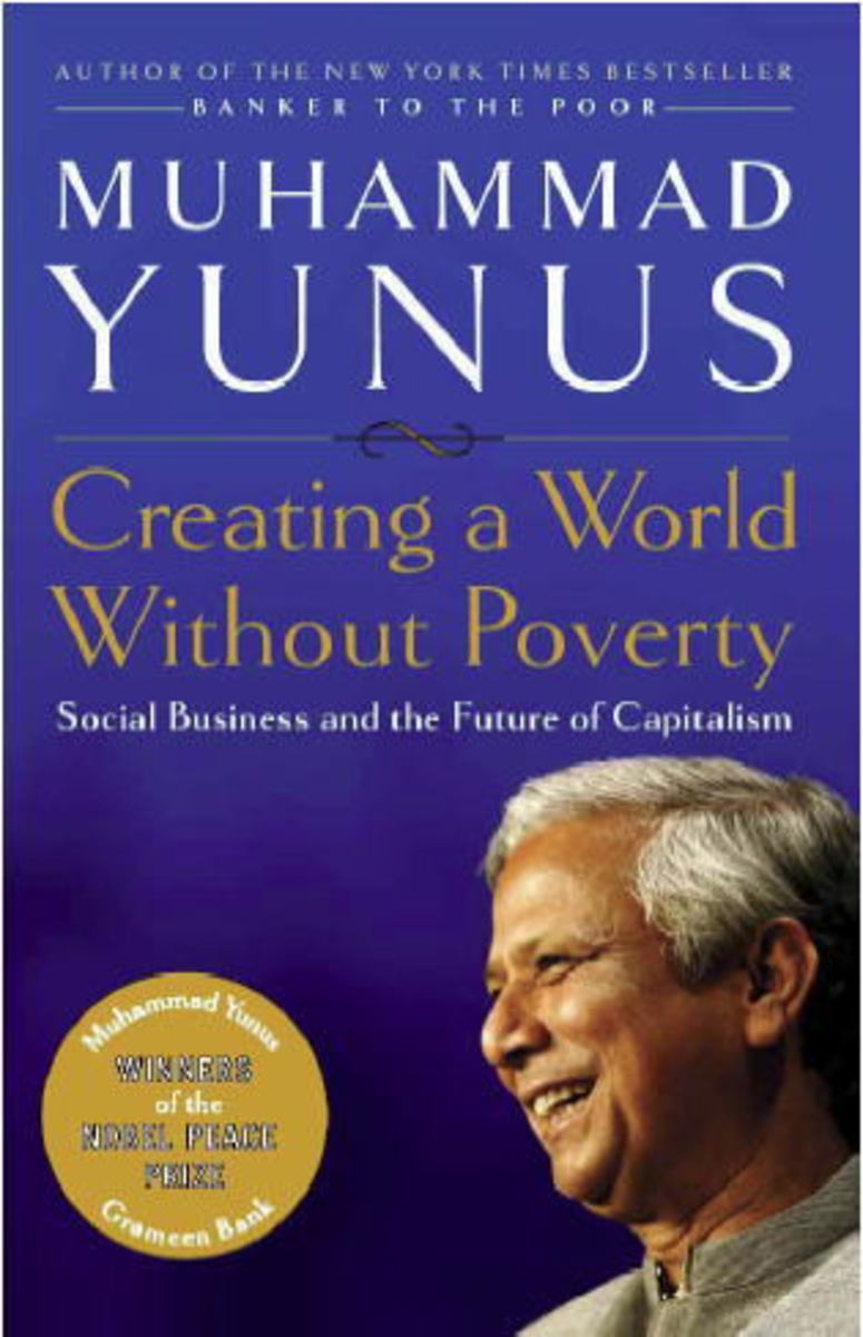 """Review and Summary of """"'Creating a World Without Poverty ..."""