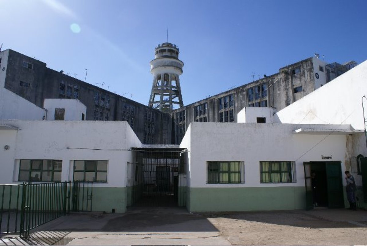 A Prison Transformed by the Presence and Power of God