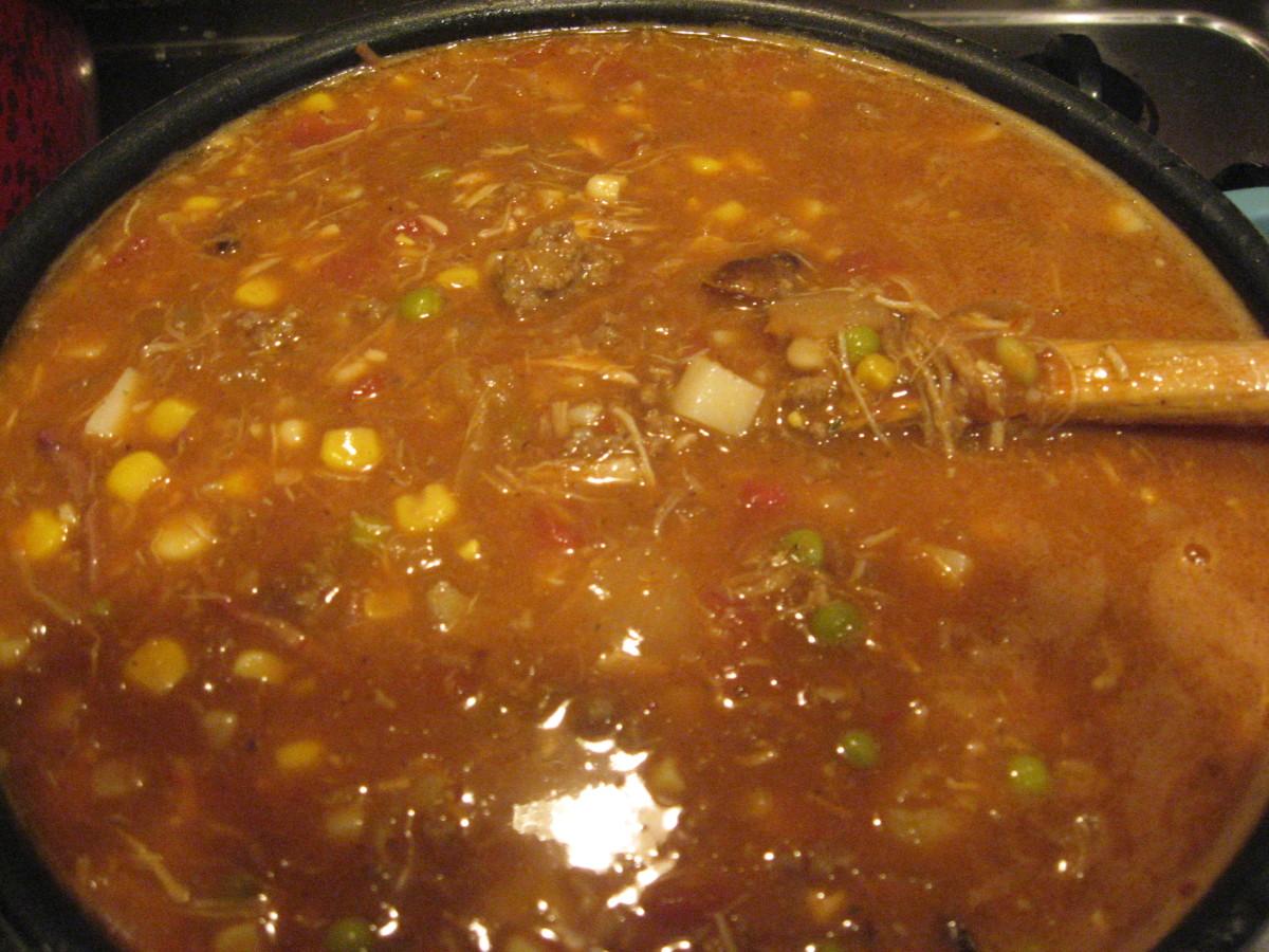 Southern Cuisine: Georgia Brunswick Stew