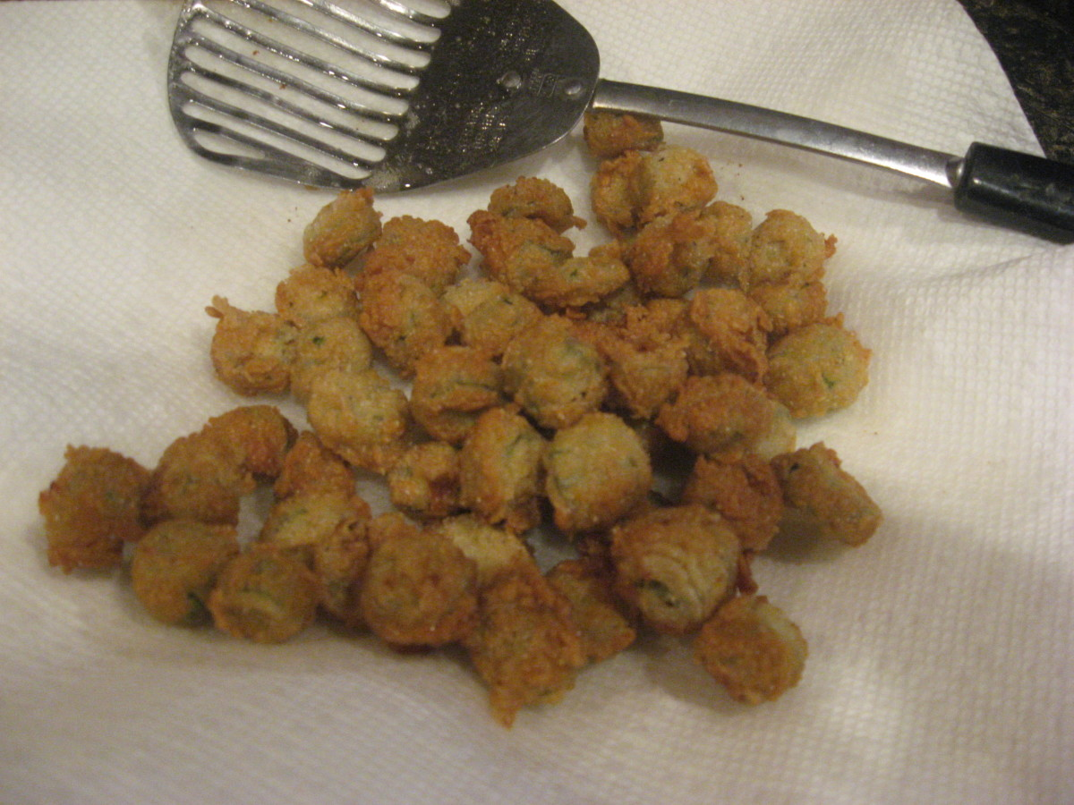 Fried Okra - one of my Best Southern Recipes!