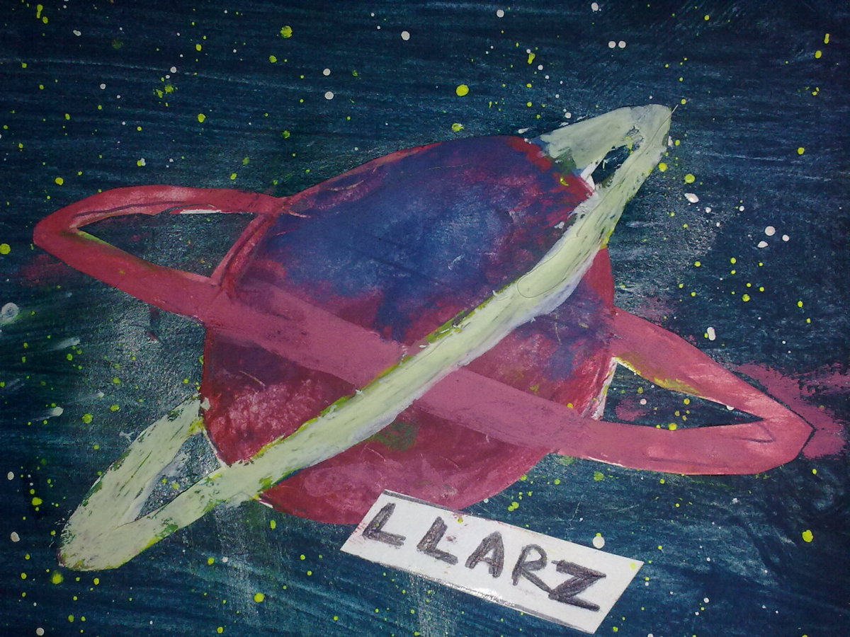 The planet Llarz