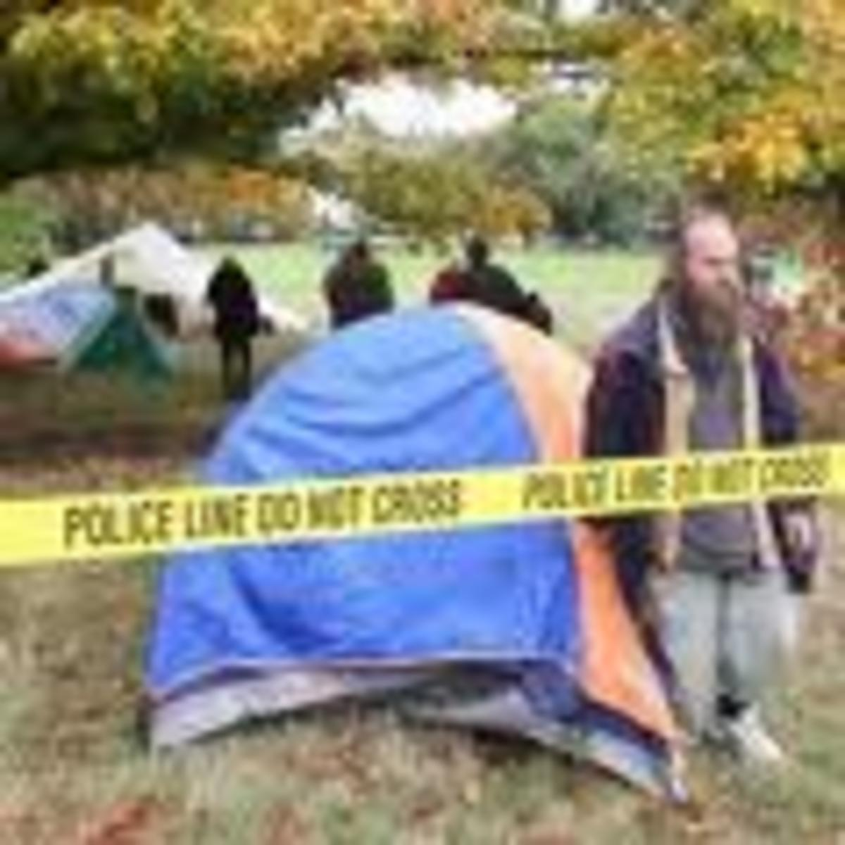 Background Checks Required to be Homeless?