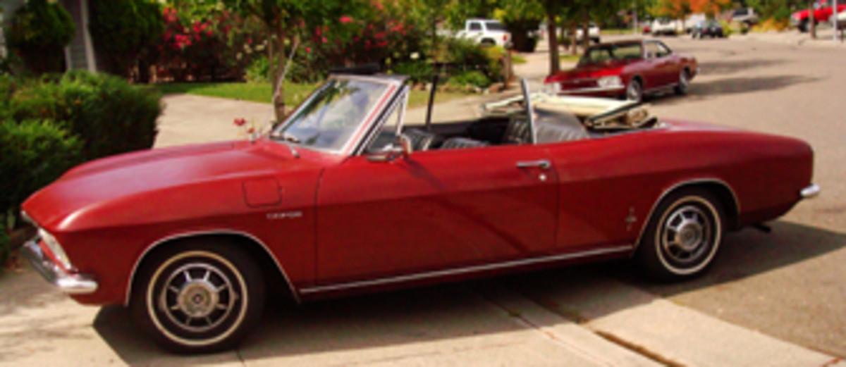 1966 Corvair Corsa