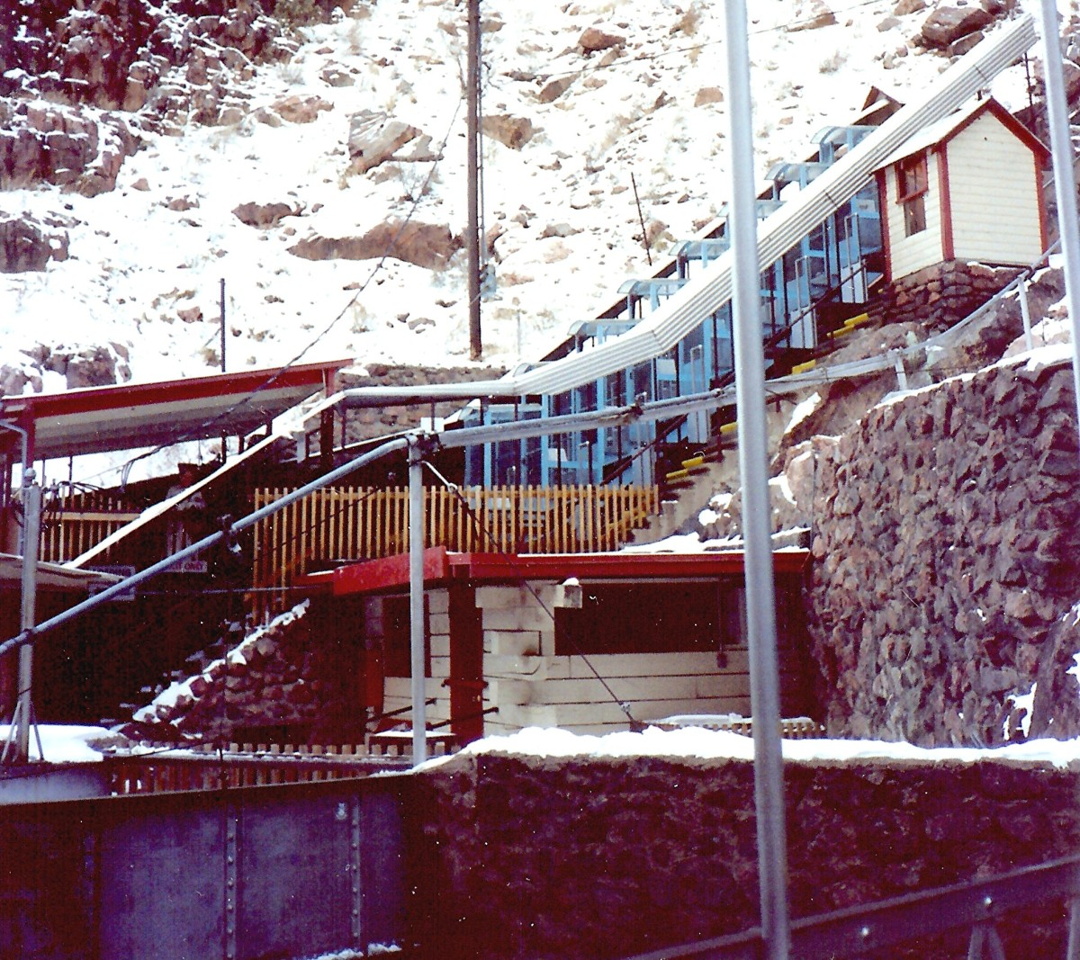 Incline Railway / Royal Gorge
