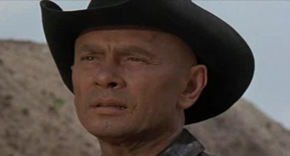 Yul Brynner in The Magnificent Seven