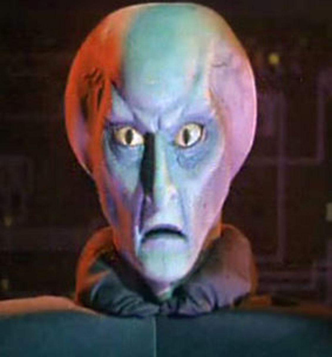 Star Trek classic: Alien