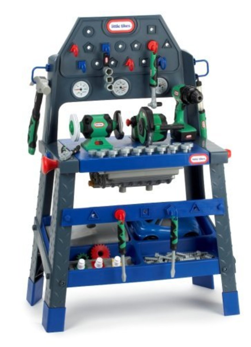 Engine Block / Bench Set