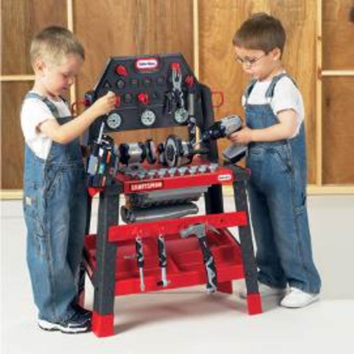 Little tikes workbench for Little tikes 2 in 1 buildin to learn motor workshop