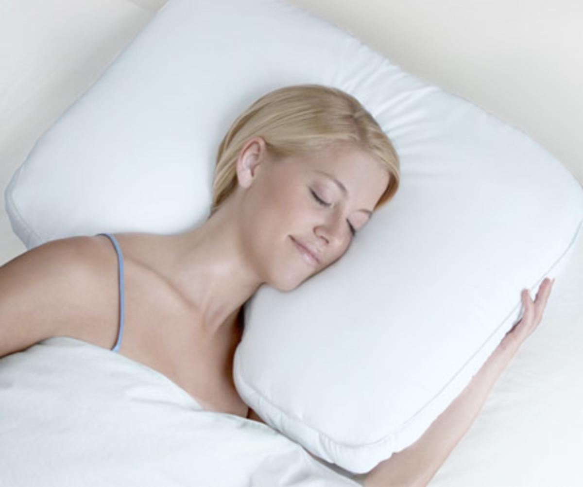 Adjustable, multlayered pillow