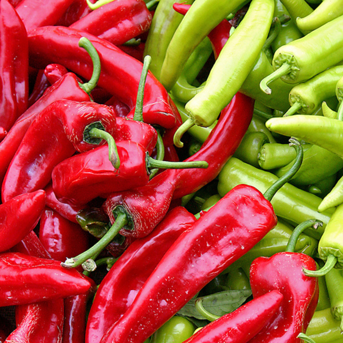 The heat from chili pepper can soothe osteoarthritic pain.