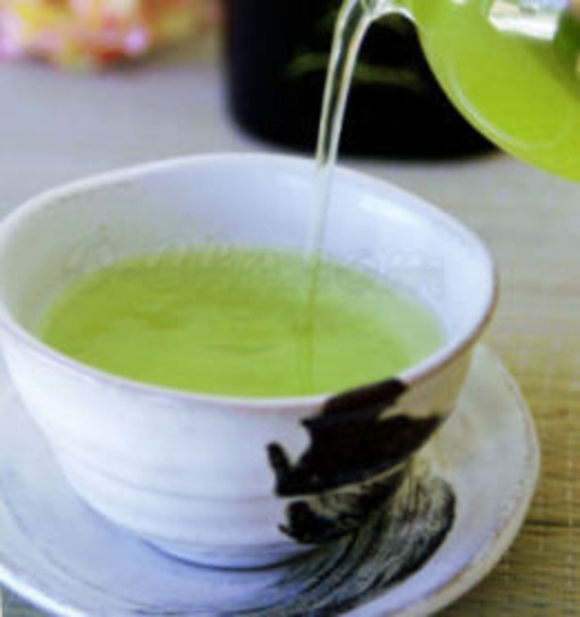 Drink your green tea and keep osteoarthritis away.