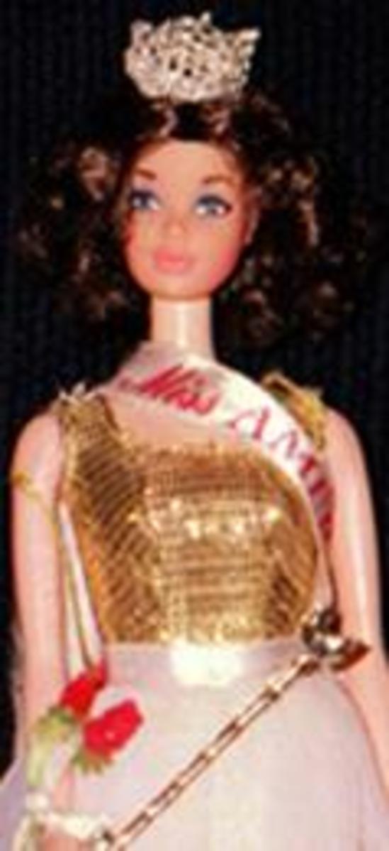 Celebrity Barbie Doll