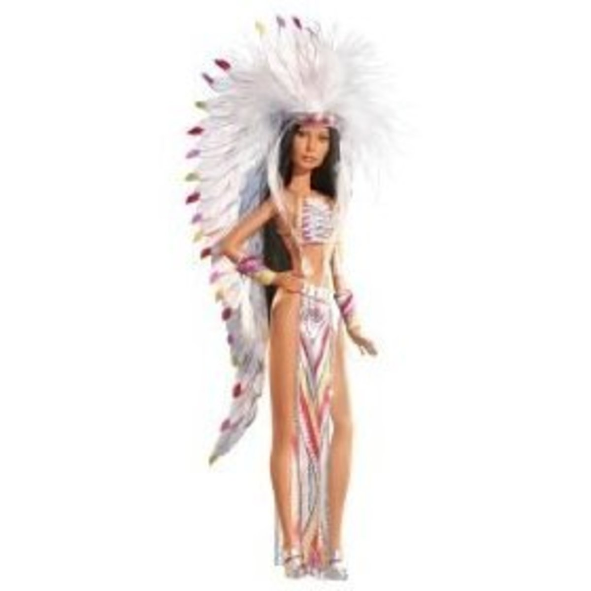 Cher in Bob Mackie Celebrity Barbie Doll